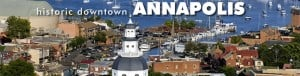 History downtown Annapolis