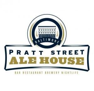 Pratt Street Ale House logo