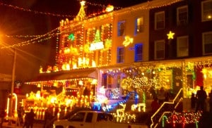 34th Street Christmas in Baltimore