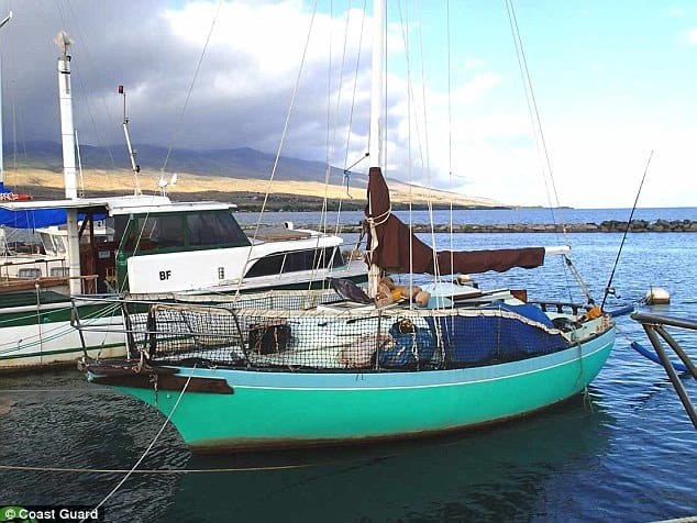Ron Ingraham's boat