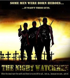 The Night Watchmen movie poster