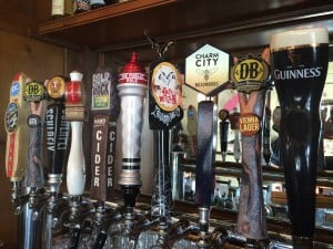 Charm City Meadworks tap