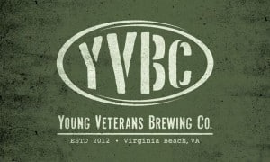 Young Veterans Brewing Company logo