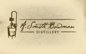 A. Smith Bowman Distillery logo