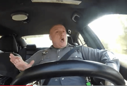 "Dover cop sings ""Shake It Off"""