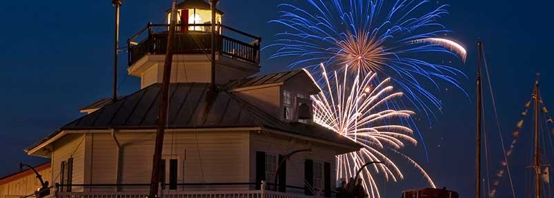 Party on the Point at Chesapeake Bay Maritime Museum