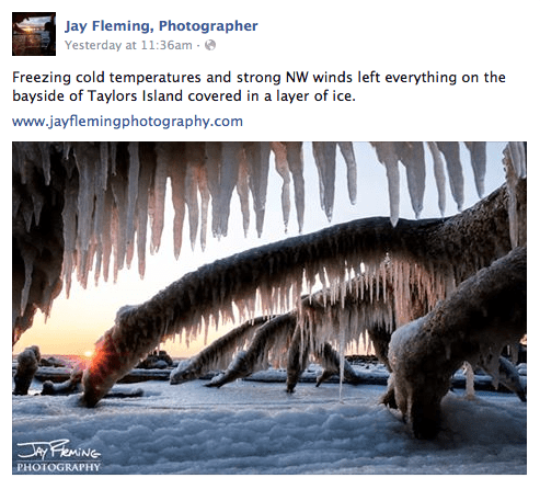 Jay Fleming Facebook page