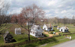Historic Village Museum at Harrington Harbor