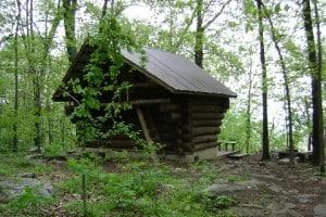 Appalachian Trail Ed Garvey Shelter