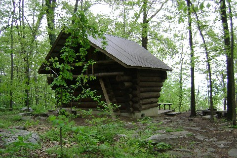Appalachian Trail Ed Garvey Shelter