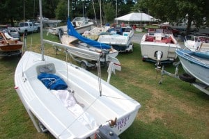 Chesapeake Bay Maritime Museum boat auction