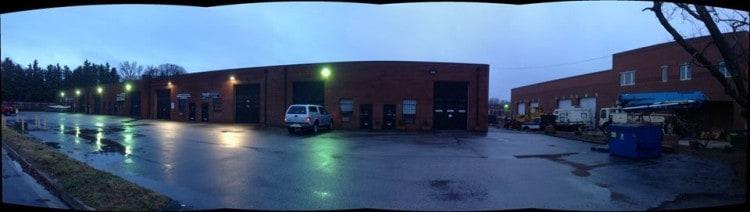 Skipjack Distilleries building