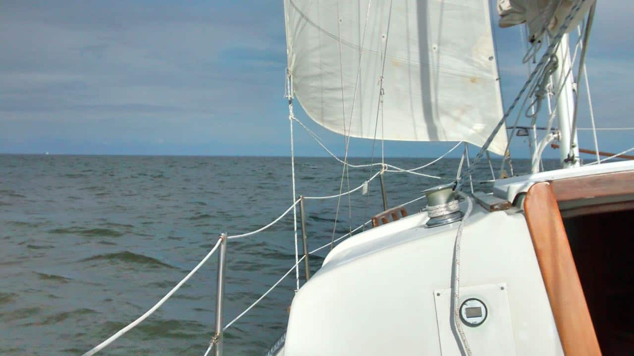 Sea of Cay's first 2015 sail