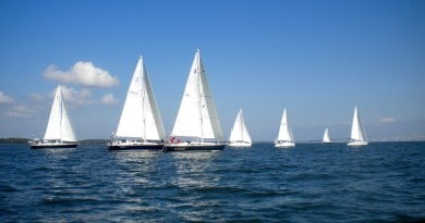 Annapolis Hospice Cup race