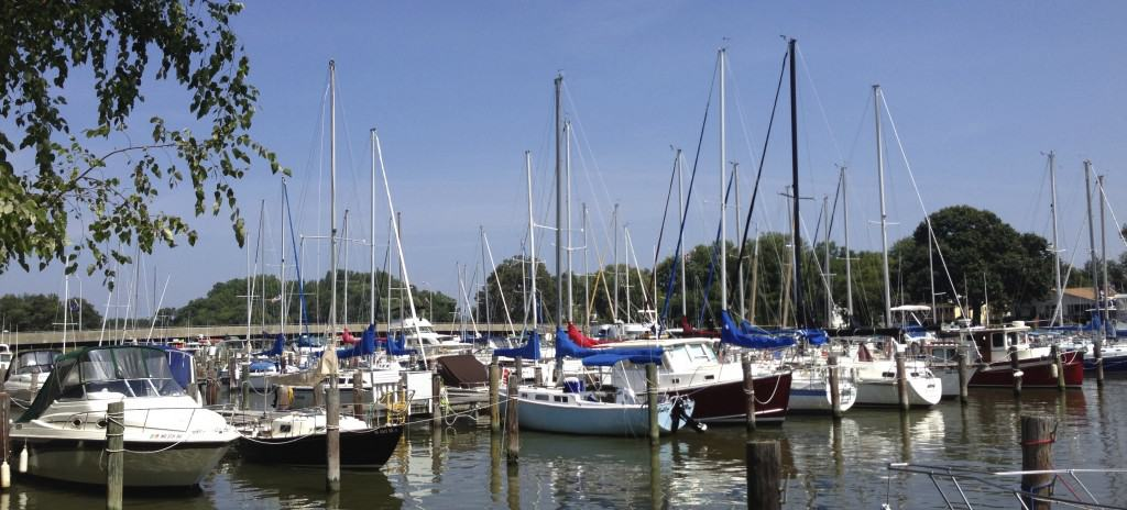 Deale, Maryland, marina