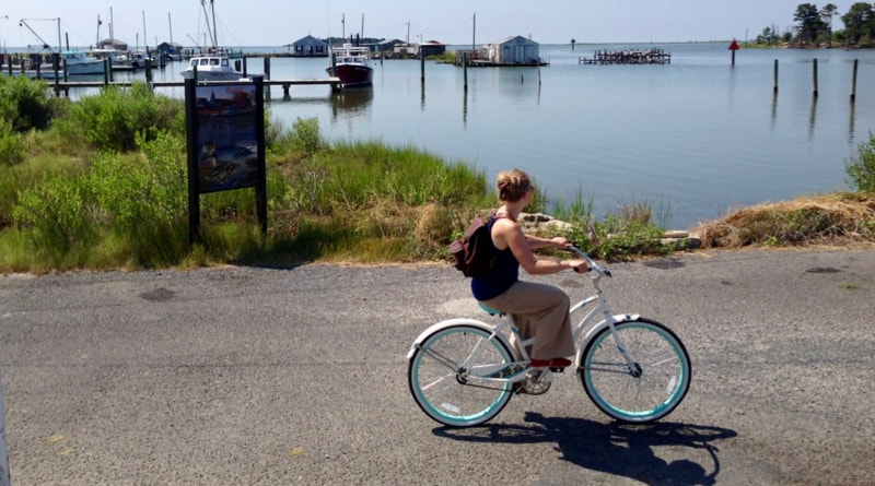 5 Great Biking Areas in Maryland