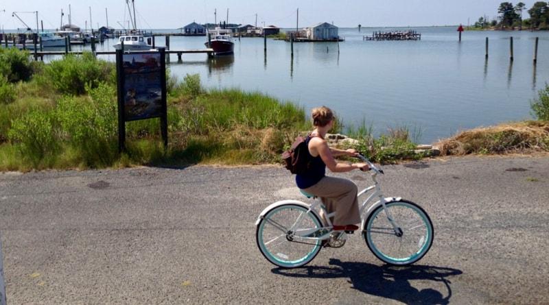 5 Great Biking Areas in Maryland