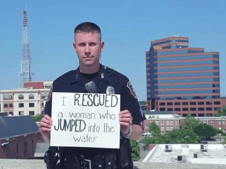 Photo from Hampton, VA police video