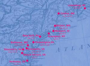 Hermione-LaFayette voyage 2015