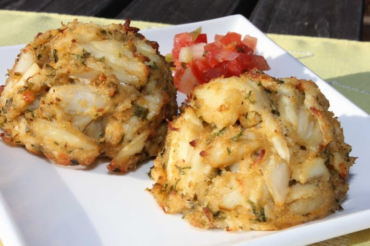 Kent Island Crab Cakes