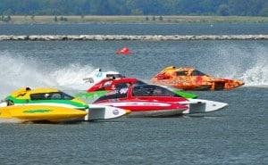 Cambridge power boat classic