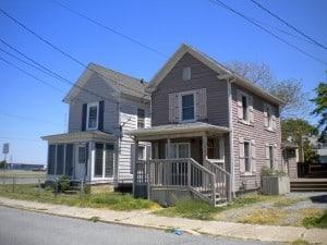 Cambridge, Maryland, homes