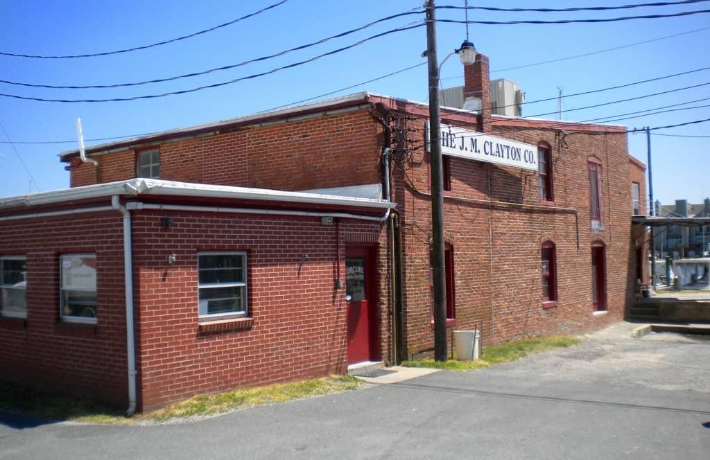 J.M. Clayton Seafood Company, Cambridge, Maryland
