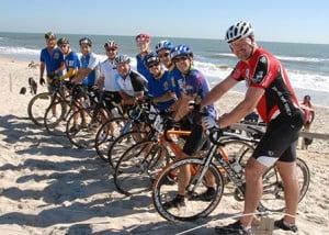Seagull Century bike ride