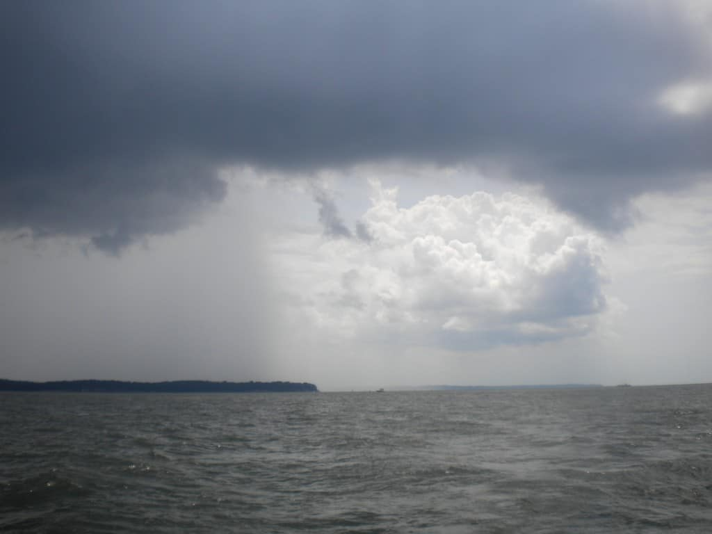 Chesapeake Bay weather