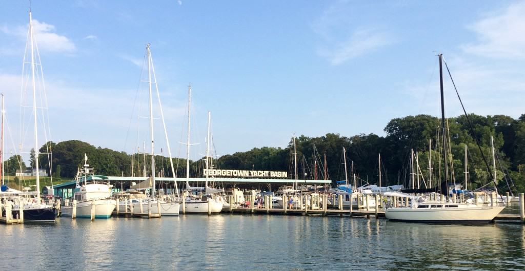 Georgetown Yacht Basin in Georgetown, MD