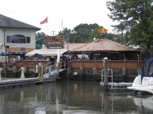 Chesapeake Inn tiki bar