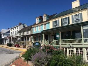 Chesapeake City shops