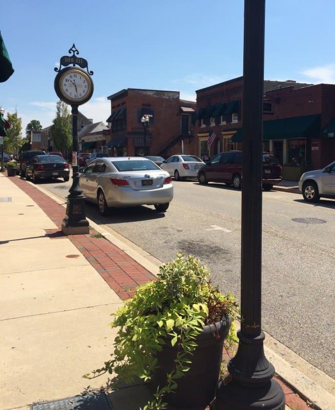 Downtown Elkton, Maryland
