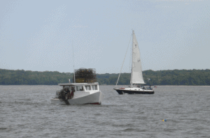 waterman's boat