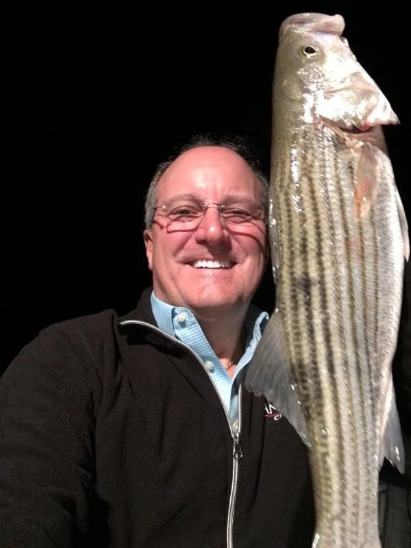 Gary Oster & rockfish