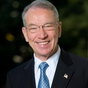 Sen. Chuck Grassley (R-IA), Judiciary Committee Chair