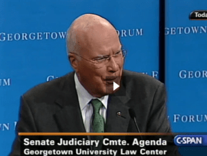 Sen. Patrick Leahy on the Thurmond Rule