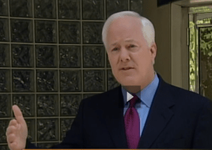 Sen. Cornyn on judicial nomination in July 2005