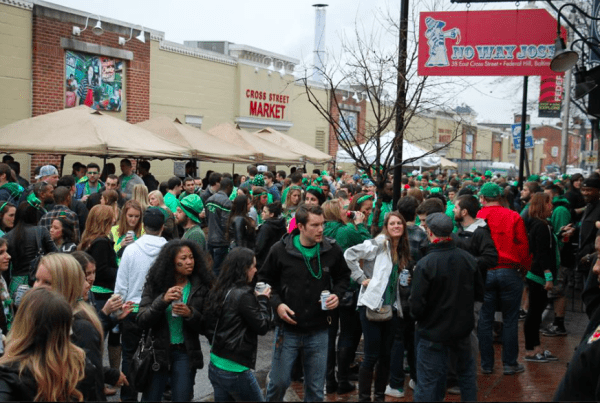 Federal Hill Irish Stroll 2015