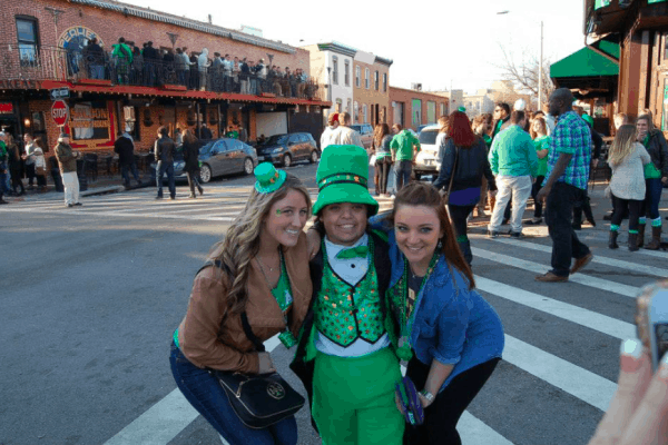 Canton Irish Stroll 2015