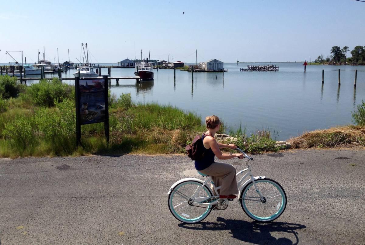 Chesapeake Bay's Smith Island