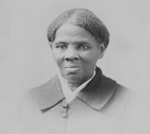 Harriet Tubman circa 1887