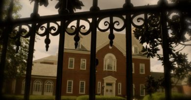 Maryland Governor's Mansion, Annapolis