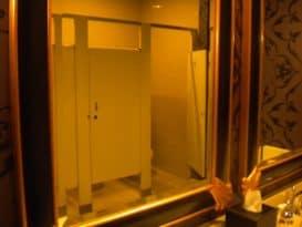Maryland Inn ladies room