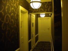 Maryland Inn hallway