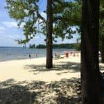 North Bend Park Beach, Virginia