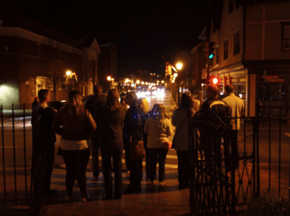 Annapolis haunted pub crawl