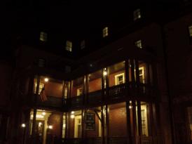 Maryland Inn at night