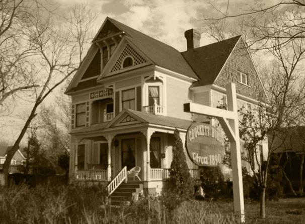 Ananias Crockett House, Crisfield, MD