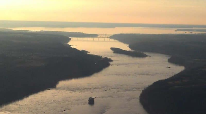 Susquehanna River (Photo courtesy NOAA)
